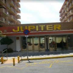Отель Jupiter Minerva городской автобус