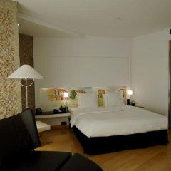 Отель Hilton Madrid Airport комната для гостей фото 7