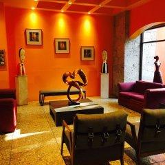 Отель Celta Мексика, Гвадалахара - отзывы, цены и фото номеров - забронировать отель Celta онлайн интерьер отеля фото 2