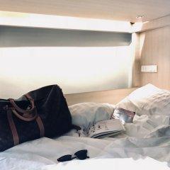 Kinnon Hostel Бангкок удобства в номере