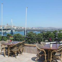 Отель Galata Bridge Apart Istanbul питание
