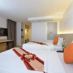 Отель Le D'Tel Bangkok Бангкок комната для гостей фото 4