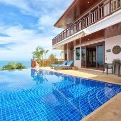 Отель Sandalwood Luxury Villas бассейн фото 3
