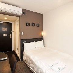 Отель Sotetsu Fresa Inn Nihombashi-Ningyocho комната для гостей фото 3