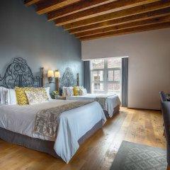 Отель Zocalo Central Mexico City Мексика, Мехико - отзывы, цены и фото номеров - забронировать отель Zocalo Central Mexico City онлайн комната для гостей фото 5