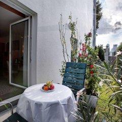 Отель Strandhotel Alte Donau Австрия, Вена - отзывы, цены и фото номеров - забронировать отель Strandhotel Alte Donau онлайн балкон