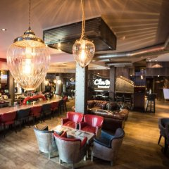 Отель Malmaison Manchester Манчестер гостиничный бар