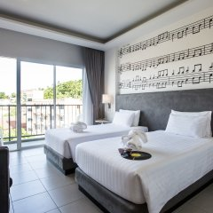 Отель The Melody Phuket комната для гостей фото 3