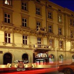 Отель Ea Praga 1885 Прага вид на фасад