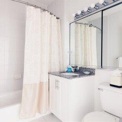 Отель Sky City at Riverfront South США, Джерси - отзывы, цены и фото номеров - забронировать отель Sky City at Riverfront South онлайн ванная