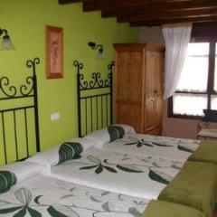 Отель Casa de Labranza Ria de Castellanos Испания, Арнуэро - отзывы, цены и фото номеров - забронировать отель Casa de Labranza Ria de Castellanos онлайн комната для гостей фото 4