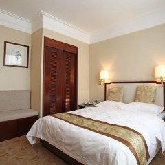 Отель Bell Tower Hotel Xian Китай, Сиань - отзывы, цены и фото номеров - забронировать отель Bell Tower Hotel Xian онлайн комната для гостей фото 2