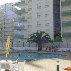 Отель Mar e Serra Apartamentos Португалия, Портимао - отзывы, цены и фото номеров - забронировать отель Mar e Serra Apartamentos онлайн бассейн фото 2