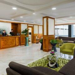 Savoy Park Hotel Apartments интерьер отеля