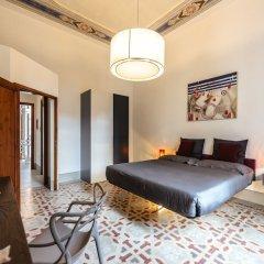 Отель Residenza Cavour Италия, Эмполи - отзывы, цены и фото номеров - забронировать отель Residenza Cavour онлайн комната для гостей фото 2