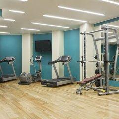 Гостиница Khortitsa Palace фитнесс-зал фото 2