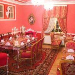 Отель Rezidence Zámeček Чехия, Франтишкови-Лазне - отзывы, цены и фото номеров - забронировать отель Rezidence Zámeček онлайн питание фото 3