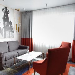 Гостиница Введенский 4* Стандартный номер с двуспальной кроватью фото 24