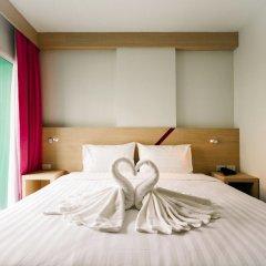 SunSeaSand Hotel комната для гостей фото 4