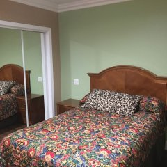 Отель American Inn & Suites LAX Airport комната для гостей фото 4