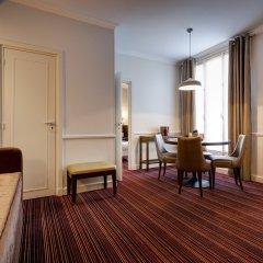 Отель Elysées Union Франция, Париж - 8 отзывов об отеле, цены и фото номеров - забронировать отель Elysées Union онлайн комната для гостей фото 4