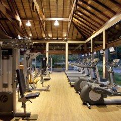 Отель Nannai Resort & Spa фитнесс-зал