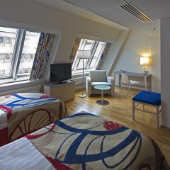 Отель Scandic Hakaniemi Финляндия, Хельсинки - - забронировать отель Scandic Hakaniemi, цены и фото номеров комната для гостей фото 2