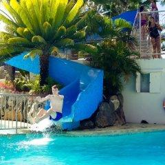 Отель Fiji Hideaway Resort and Spa бассейн