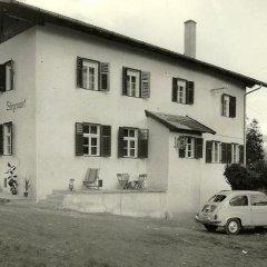 Отель Gasthof Stiegenwirt Парчинес парковка