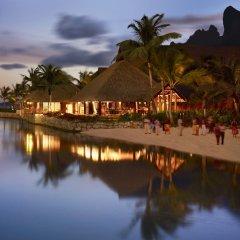 Отель Four Seasons Resort Bora Bora Французская Полинезия, Бора-Бора - отзывы, цены и фото номеров - забронировать отель Four Seasons Resort Bora Bora онлайн приотельная территория