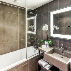 Отель Novotel Praha Wenceslas Square ванная фото 2