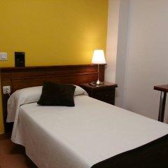 Отель Hospederia Hotel Don Quijote Испания, Сьюдад-Реаль - отзывы, цены и фото номеров - забронировать отель Hospederia Hotel Don Quijote онлайн комната для гостей фото 2
