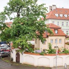 Гостевой Дом Pension Dientzenhofer Прага парковка