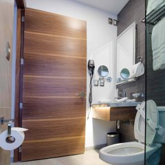 Отель J. Towers Hotel Suites Мексика, Мехико - отзывы, цены и фото номеров - забронировать отель J. Towers Hotel Suites онлайн ванная