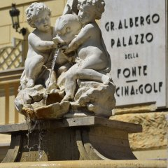 Grand Hotel Palazzo Della Fonte Фьюджи фото 11