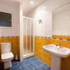 Отель Blanes Condal Испания, Бланес - отзывы, цены и фото номеров - забронировать отель Blanes Condal онлайн ванная