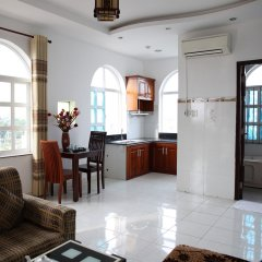 Hoa Phat Hotel & Apartment в номере