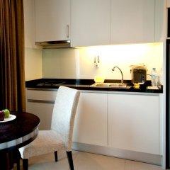 Отель Adelphi Grande Sukhumvit By Compass Hospitality Бангкок в номере