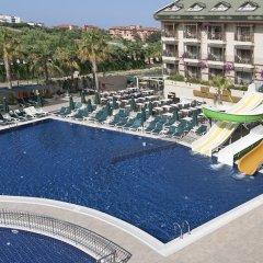 Can Garden Resort Турция, Чолакли - 1 отзыв об отеле, цены и фото номеров - забронировать отель Can Garden Resort онлайн бассейн фото 2