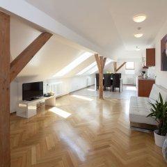 Апартаменты Capital Apartments Prague интерьер отеля фото 2