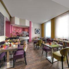 Отель Best Western Hotel de Madrid Nice Франция, Ницца - отзывы, цены и фото номеров - забронировать отель Best Western Hotel de Madrid Nice онлайн питание фото 3