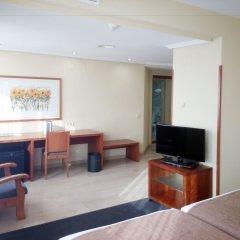 Отель Silken Torre Garden Мадрид комната для гостей фото 4