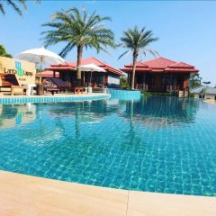 Отель Lanta Lapaya Resort Ланта бассейн фото 3