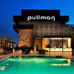 Отель Pullman Dubai Creek City Centre Residences с домашними животными