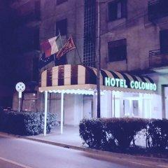 Отель Colombo Италия, Маргера - отзывы, цены и фото номеров - забронировать отель Colombo онлайн вид на фасад
