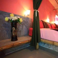 Отель Cha-Ba Bungalow & Art Gallery Таиланд, Ланта - отзывы, цены и фото номеров - забронировать отель Cha-Ba Bungalow & Art Gallery онлайн интерьер отеля