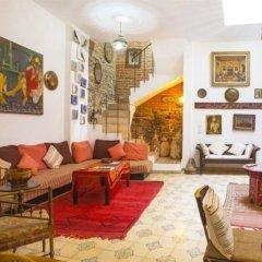 Отель Bab El Fen Марокко, Танжер - отзывы, цены и фото номеров - забронировать отель Bab El Fen онлайн интерьер отеля