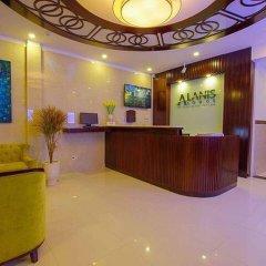 Отель Alanis Lodge Phu Quoc интерьер отеля