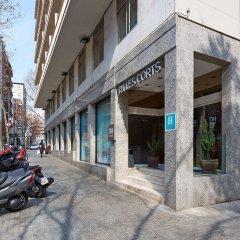 Отель NH Barcelona Les Corts Испания, Барселона - 1 отзыв об отеле, цены и фото номеров - забронировать отель NH Barcelona Les Corts онлайн парковка