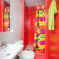 Хостел Simple Italy ванная